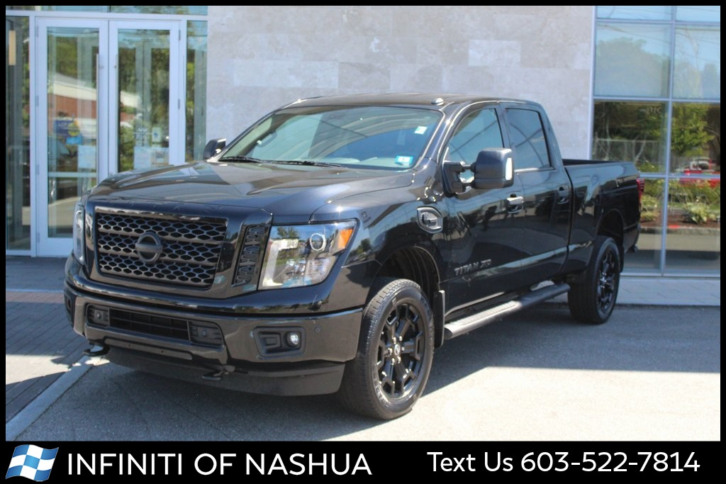 Pre-Owned 2019 Nissan Titan XD SV