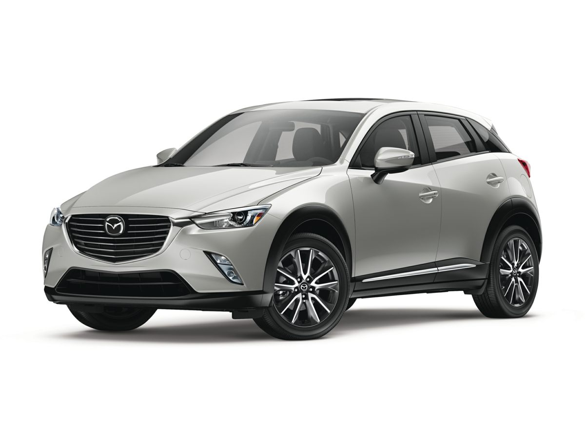 Pre-Owned 2016 Mazda CX-3 Grand Touring - NAV - LEATHER - MOONROOF