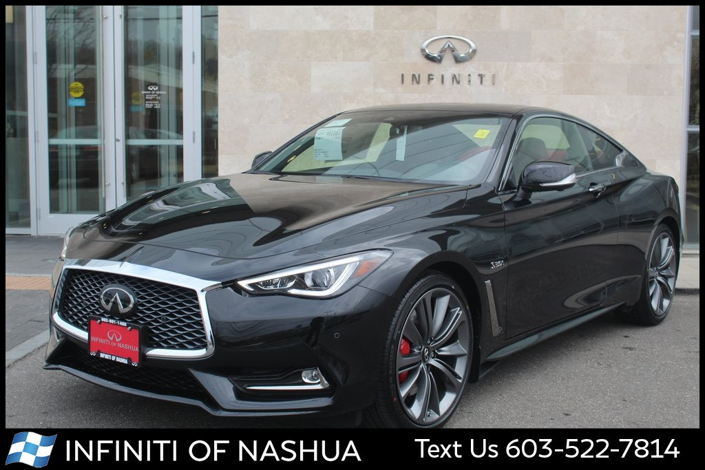 New 2020 INFINITI Q60 RED SPORT AWD