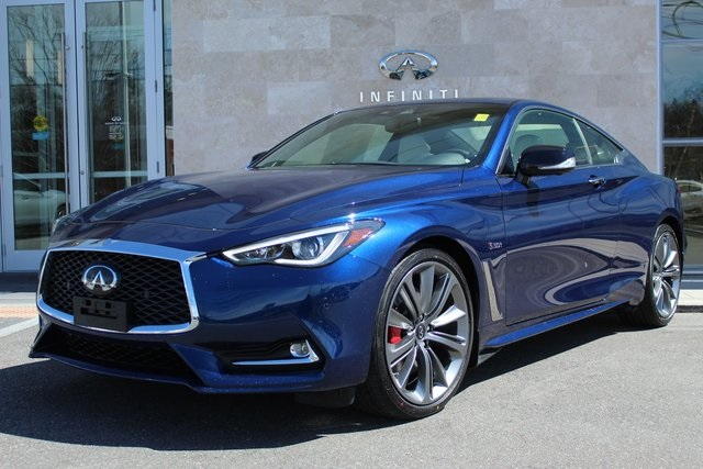 New 2019 Infiniti Q60 3 0t Red Sport Awd