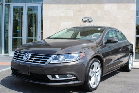Pre-Owned 2014 Volkswagen CC 2.0T Executive